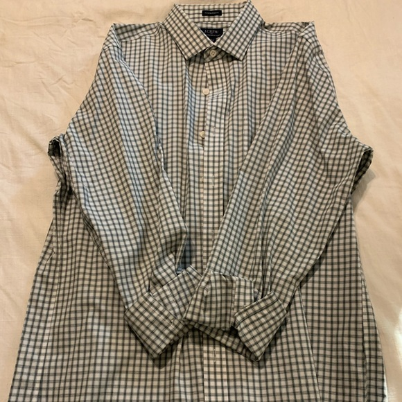 Jcrew Thompson large shirt